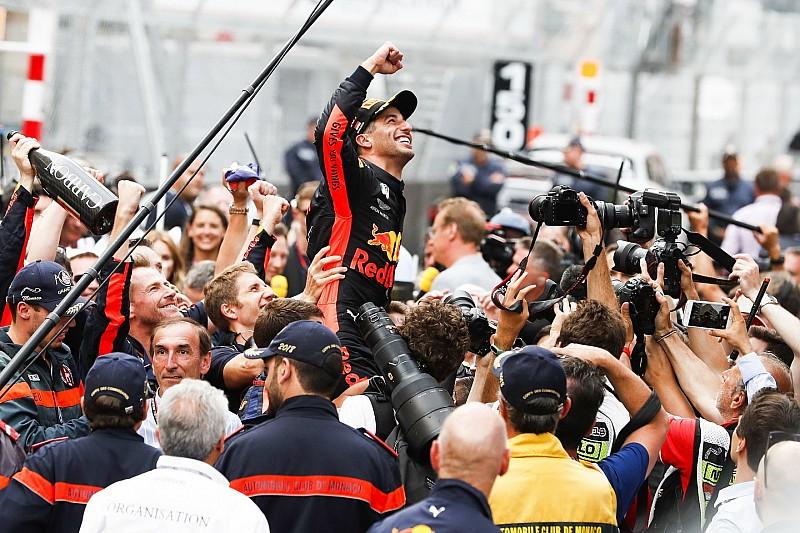 """Ricciardo: """"Una nueva victoria me colocaría en la lucha por el Mundial"""""""