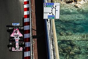 Pérez considera que pudo haber calificado sexto en Mónaco