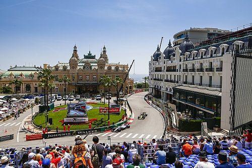 Formel 1 Monte Carlo 2018: Startaufstellung zum GP Monaco