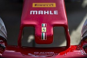 新法拉利F1赛车通过FIA碰撞测试