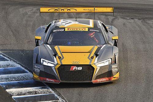 Robin Frijns met Audi aan de start in Macau