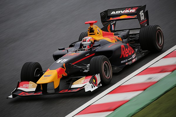 Gasly: Losing Super Formula title chance