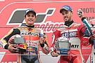MotoGP Marquez zum WM-Duell mit Dovizioso: