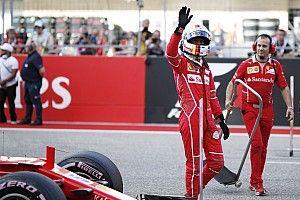 """Vettel ve posible la victoria: """"Estoy deseando que llegue la carrera"""""""
