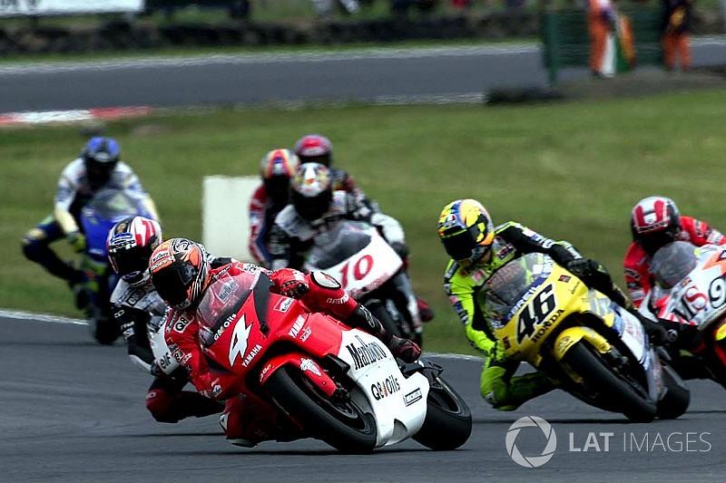 Het verhaal achter de geheime 500cc van Yamaha die niemand ooit zag