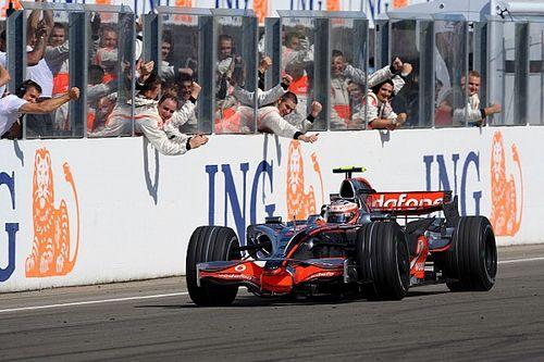 """Kovalainen : La Hongrie 2008, """"pas une super course"""""""