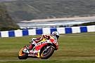MotoGP Гран Прі Австралії: Маркес виграв третю вологу практику