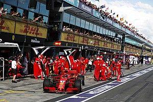 Räikkönen califica de correcta su estrategia en Australia