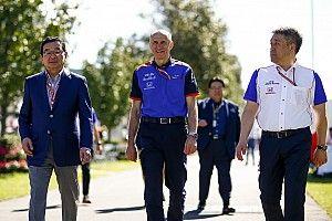 """トロロッソ、ホンダ、日本……相手に対する""""理解""""が、良い関係を築く"""