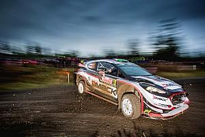 WRC Rapport d'étape ES14 à 16 - Evans temporise, Ogier capitalise