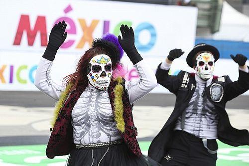 Egy igazán művészi és látványos nagydíj a Forma-1-ben: Mexikó