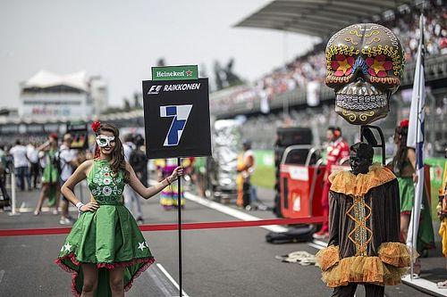 Los destacados del GP de México 2017 de F1