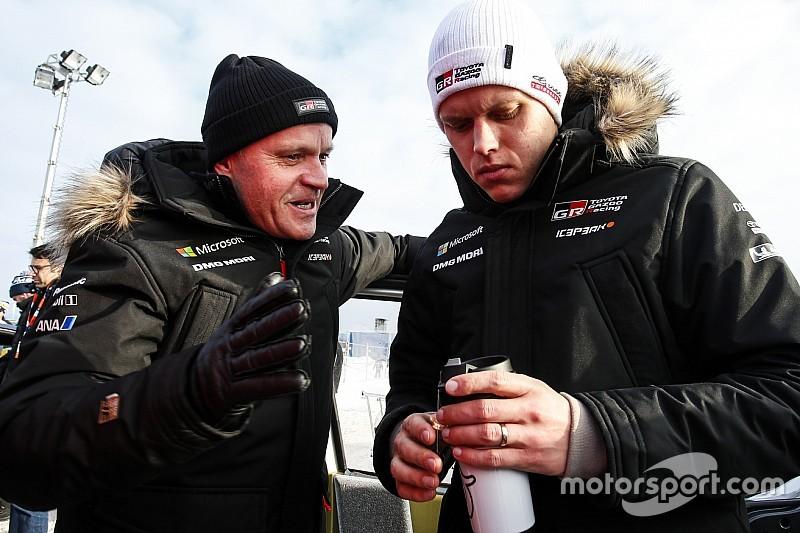 """Makinen: """"Guardo Tanak e rivedo me stesso 20 anni fa quando lottavo per vincere il titolo"""""""