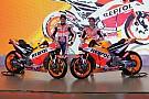 MotoGP レプソル・ホンダ、今季仕様のバイクを発表。マルケスは3連覇目指す