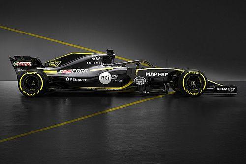 Bildergalerie: Renault R.S.18 für die Formel 1 2018