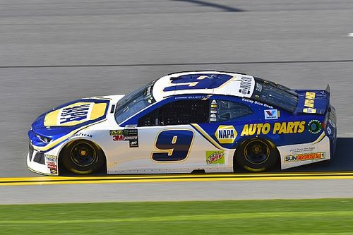 NAPA extends support of Chase Elliott and No. 9 team