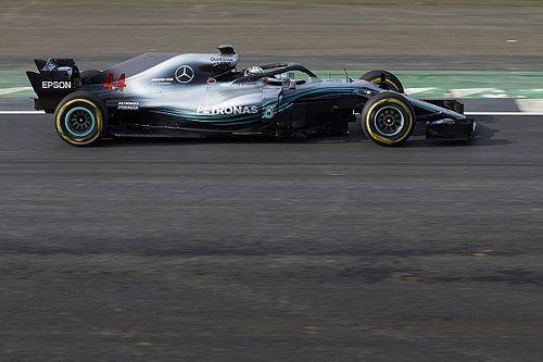Así alinearán los equipos en la primera semana de test de F1