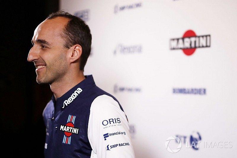 Kubica testará com LMP1 da Manor em Aragón