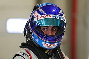 WEC Actualités L'absence d'Alonso au Prologue ne préoccupe pas Toyota