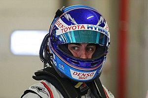 丰田:阿隆索不会因错过WEC官方测试而挣扎