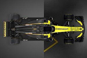 Komparasi mobil F1: Renault belum tunjukkan R.S.18 sesungguhnya?