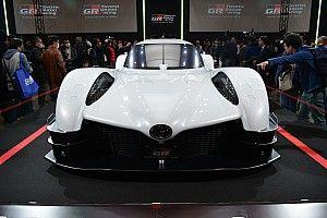 WEC技術を市販車へ! トヨタ、次世代のスポーツコンセプトを発表