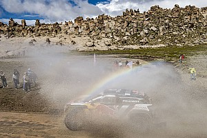 Rally Dakar revela percurso da edição 2019