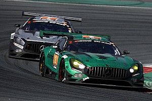 Black Falcon takes outright win at the 24H Dubai in 2018