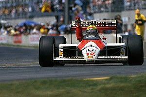 Ismét akcióban Senna McLarenje, a volánnál Takuma Szató