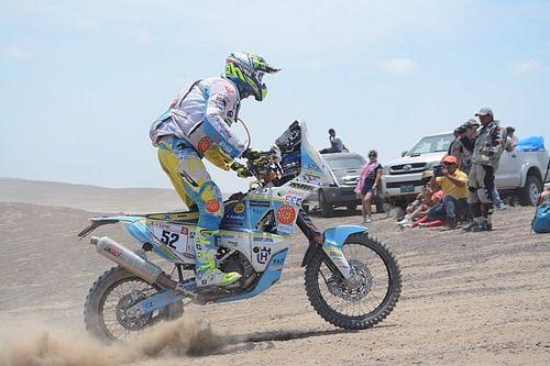 """Dakar, Cerutti contento: """"Sono andato forte sulle dune più difficili"""""""