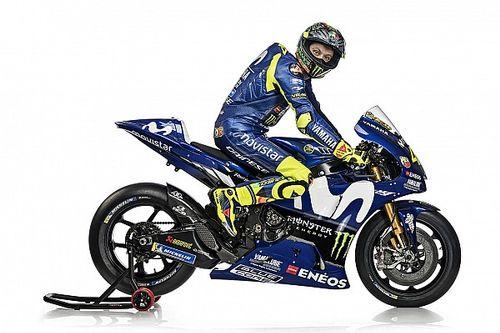 Galería: la nueva Yamaha de Rossi y Viñales desde todos los ángulos