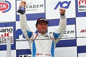 Marco Pellegrini nel TCR Italy con la prima Honda di Target Competition