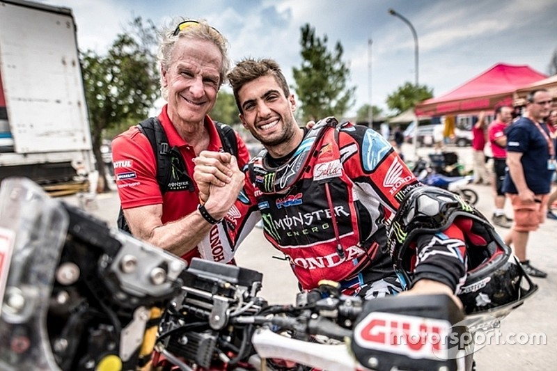 """Honda, Bianchi: """"Spiace non aver ancora vinto la Dakar, ma io non mollo"""""""