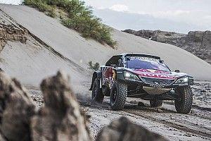 Vídeo: La etapa 12 de coches en el Dakar