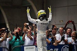 Nico Rosberg és az új szerepkör: lélegzik alatta a motor