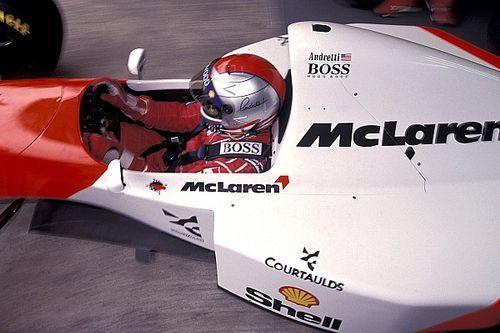 Teambaas ontnam Michael Andretti kans van zijn leven
