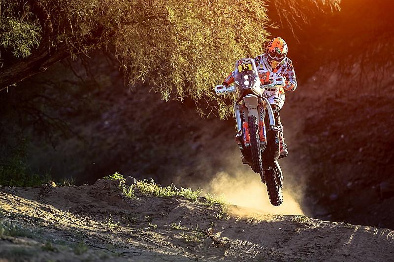 VIDEO: La etapa 13 del Dakar para autos y motos