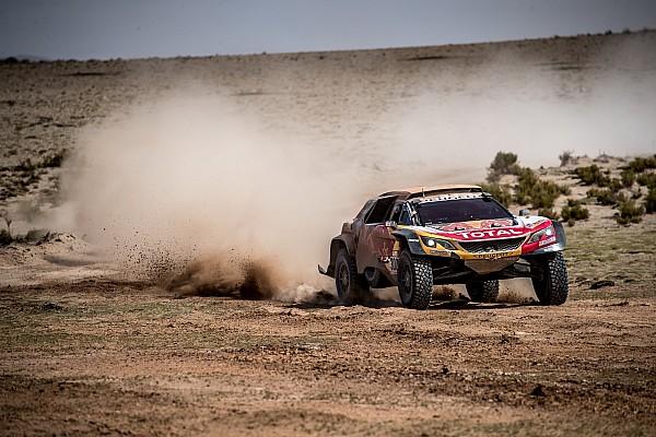 Dakar ステージレポート ダカール10日目:ペテランセル、トヨタのアル-アティヤを逆転し2番手