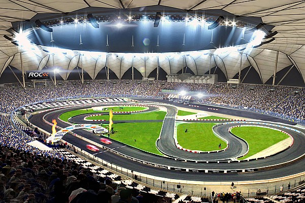 General Breaking news Race Of Champions returns to crossover track layout