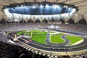 Race of Champions volta a ter layout da pista em 8
