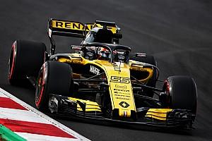 Fórmula 1 Noticias Los pilotos de Renault esperan un avance recién para mitad de temporada