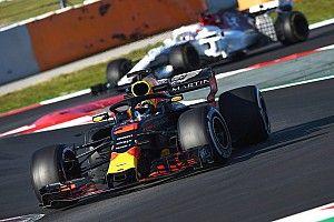 GALERI: Tes F1 Barcelona II hari kedua