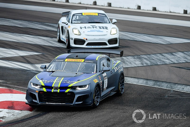 St. Pete PWC: Aschenbach's Camaro takes charge of first GTS race