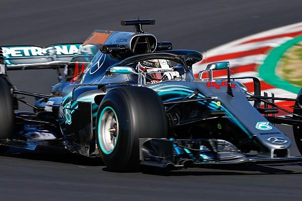 Fórmula 1 Artículo especial Los detalles que revelan el empuje aerodinámico de Mercedes