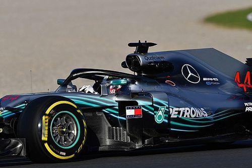Hamilton és Bottas alig várják, hogy jobban is megismerjék a W09-et