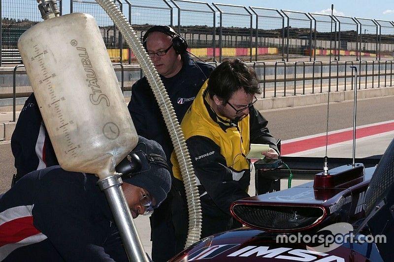 Dunlop o cómo preparar Le Mans en mitad de Aragón