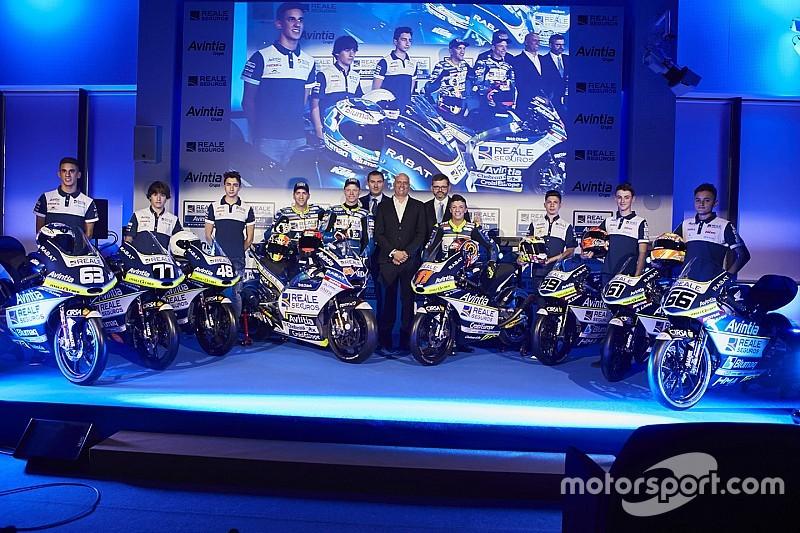 Avintia Racing luncurkan livery motor Rabat-Simeon