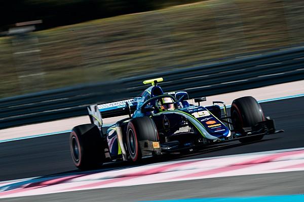 FIA F2 Репортаж з тестів Протеже McLaren Норріс став найкращим на тестах Ф2