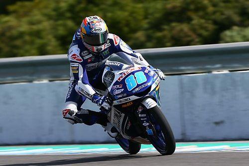 Tes Moto3 Jerez: Martin pimpin hasil kombinasi