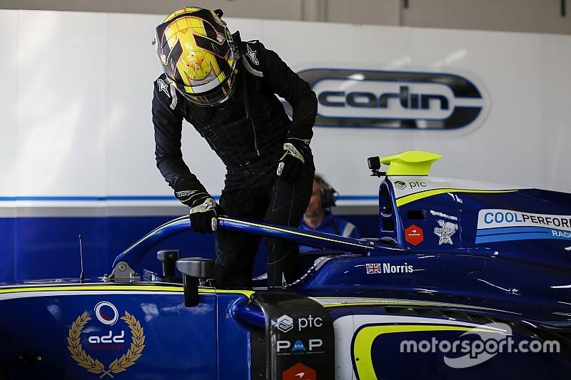 F2 Bahrain: Norris curi pole, Gelael alami masalah girboks